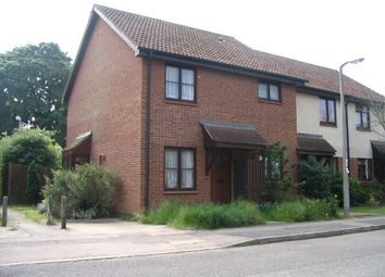 Thumbnail 1 bed semi-detached house to rent in Haygreen Close, Kingston Upon Thames