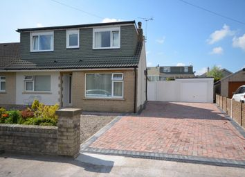 Thumbnail 4 bed semi-detached bungalow for sale in Windsor Crescent, Ulverston