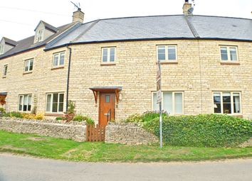 Thumbnail 3 bed terraced house for sale in Shipton Road, Ascott-Under-Wychwood, Chipping Norton