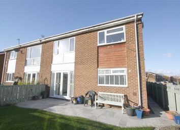 Thumbnail 2 bed flat for sale in Redesdale Road, Chester Le Street, County Durham