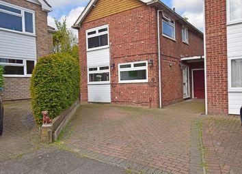 Thumbnail 4 bed link-detached house for sale in Pembury Way, Rainham, Gillingham