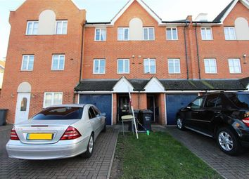 Thumbnail 3 bed town house for sale in Goodey Road, Barking, Essex