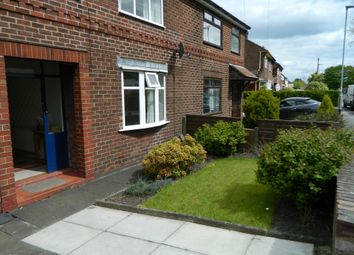 Thumbnail 1 bed semi-detached house to rent in Hillock Lane, Woolston, Warrington