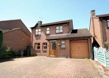 Thumbnail 4 bed detached house for sale in Devitts Close, Shirley, Solihull