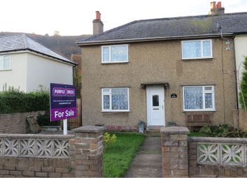 Thumbnail 3 bed semi-detached house for sale in Penmaen Road, Conwy