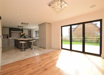 Thumbnail 6 bedroom detached house for sale in Paddock Court, Hammill Brickwo, Sandwich, Kent