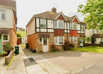 Thumbnail 3 bed semi-detached house for sale in Mackie Avenue, Brighton