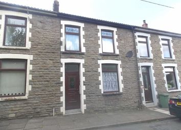 Thumbnail 3 bed property to rent in Railway View, Williamstown, Tonypandy