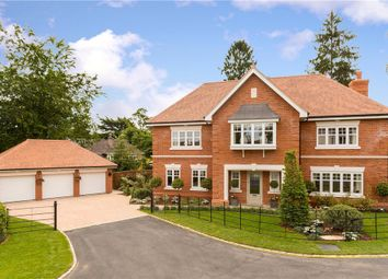 Thumbnail 5 bed detached house for sale in Farnehurst, Harpsden Way, Henley-On-Thames