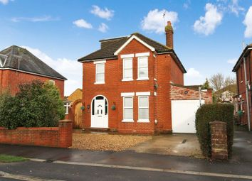 Thumbnail 4 bed detached house for sale in Heathfield Road, Southampton