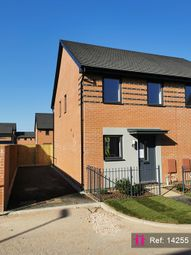 2 bed semi-detached house to rent in Buckle Rise, Exeter EX1