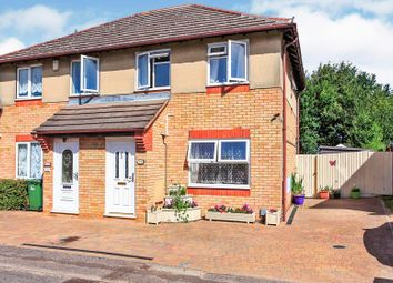 Thumbnail 3 bed semi-detached house to rent in Lime Tree Close, Yaxley, Peterborough