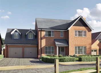 Thumbnail 5 bed detached house for sale in Priors Hill, Hitchin, Hertfordshire
