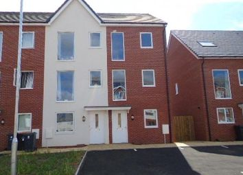Thumbnail 3 bed town house to rent in Pattern Close, Bedford
