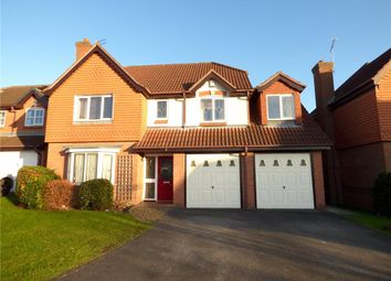 5 bed detached house for sale in Tawny Way, Littleover, Derby DE23