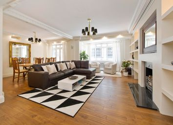 Thumbnail 3 bed flat to rent in Inver Court, Inverness Terrace, London