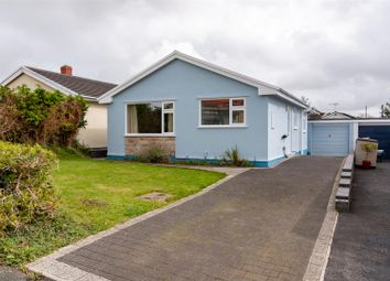 Thumbnail 3 bed bungalow to rent in St. Leonards Avenue, Crundale, Haverfordwest