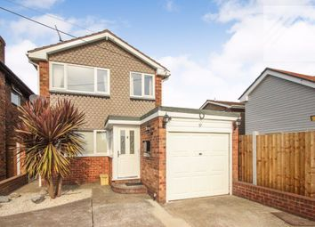 Thumbnail 4 bed detached house for sale in Clifton Road, Canvey Island