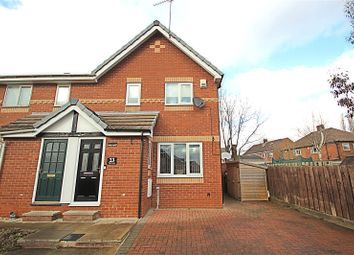 3 bed semi-detached house for sale in The Leys, South Kirkby, Pontefract WF9