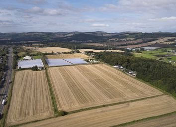 Thumbnail Land for sale in Castle Road, Longforgan, Dundee