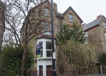Thumbnail 3 bed flat to rent in Brockley Rise, London