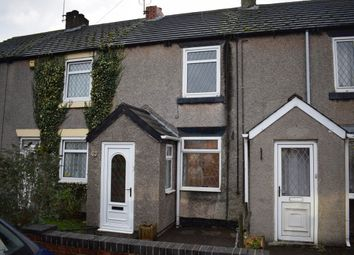 Thumbnail 1 bed terraced house to rent in High Street, Stonebroom, Alfreton