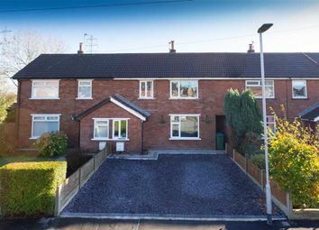 Thumbnail 3 bed terraced house for sale in Meadow Close, Clifton, Preston