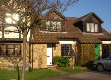 Thumbnail 2 bed terraced house to rent in Morley Close, Yateley, Hampshire