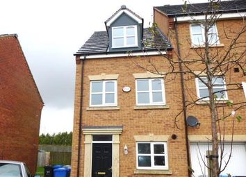 Thumbnail 3 bedroom town house to rent in Morse Way, Desborough, Kettering