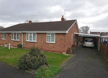 Thumbnail 2 bed semi-detached bungalow for sale in Somerset Way, Wem