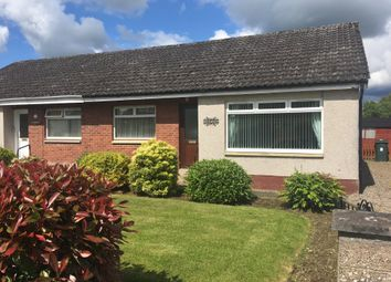 Thumbnail 2 bed semi-detached bungalow for sale in Douglas Road, Blairgowrie