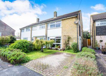 Thumbnail 3 bedroom property for sale in Elm Grove South, Barnham, Bognor Regis