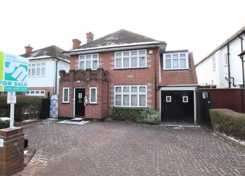 Thumbnail 4 bed detached house for sale in Mount Stewart Avenue, Kenton