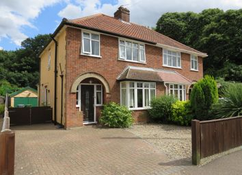 Thumbnail 3 bedroom semi-detached house for sale in South Hill Road, Thorpe St Andrew, Norwich