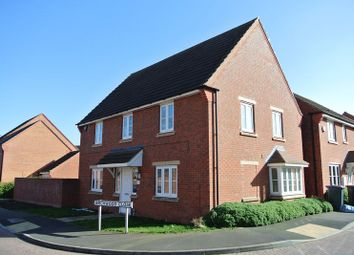 Thumbnail 4 bed detached house for sale in Birchwood Close, Arleston, Telford, Shrosphire.