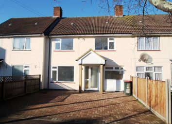 Thumbnail 3 bedroom terraced house to rent in Glebe Close, Northgate, Crawley