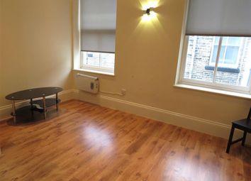 Thumbnail 1 bedroom flat to rent in Lion Chambers, John William Street, Huddersfield