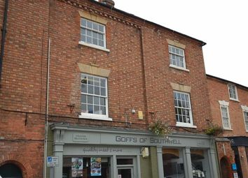 Thumbnail 1 bedroom flat for sale in Queen Street, Southwell, Nottinghamshire
