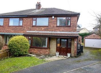 Thumbnail 3 bed semi-detached house for sale in Briery Grove, Mirfield
