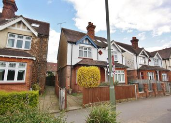 Thumbnail 3 bed semi-detached house to rent in Woking Road, Guildford, Surrey