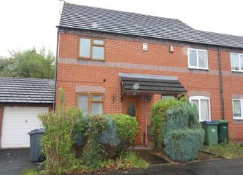 Thumbnail 2 bed semi-detached house to rent in Alexandra Way, Tividale, Oldbury