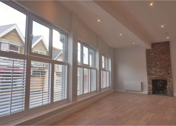 Thumbnail 3 bed town house for sale in 10 Mill Hill Road, Cowes