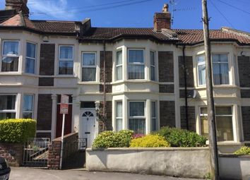 Thumbnail 3 bed terraced house for sale in Churchill Road, Bristol, Somerset