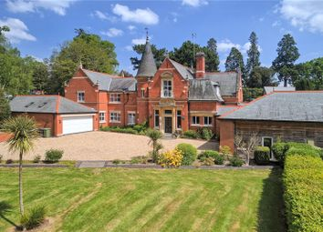 Thumbnail 5 bed equestrian property for sale in Impney, Droitwich, Worcestershire