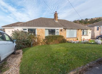 Thumbnail 2 bedroom semi-detached bungalow to rent in Heather Close, Rodborough, Stroud