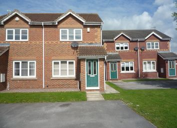 Thumbnail 2 bed semi-detached house to rent in Orchard Street, Thorne, Doncaster