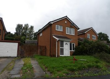 Thumbnail 3 bed detached house for sale in Clover Field, Clayton-Le-Woods, Chorley, Lancashire