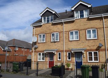 Thumbnail 3 bed town house to rent in Blenheim Road, Eastleigh