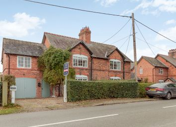 Thumbnail 4 bed semi-detached house for sale in Newton Lane, Chester