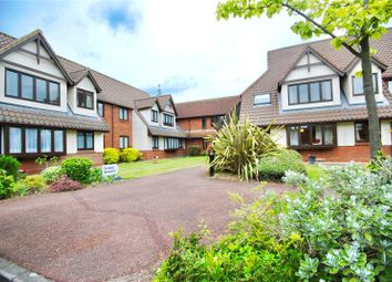 Thumbnail 2 bed flat for sale in Palmerston Lodge, High Street, Great Baddow, Chelmsford